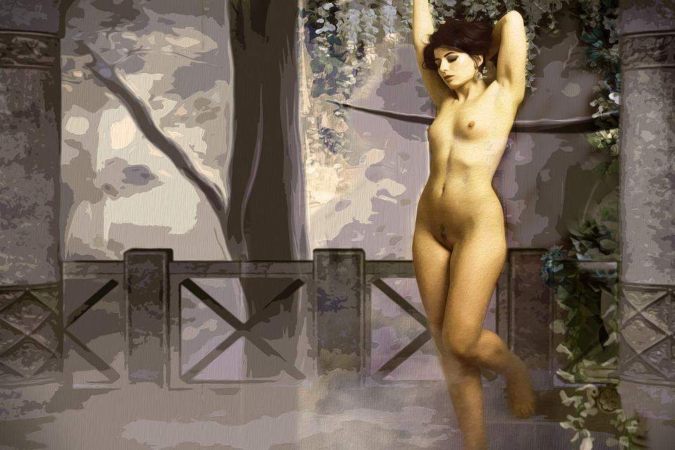 erotický obraz