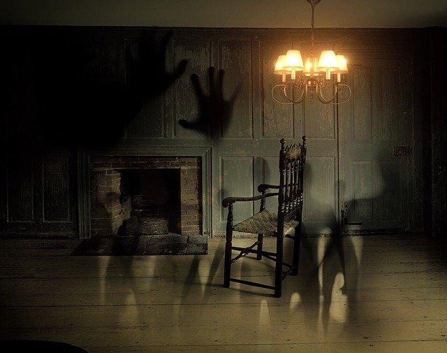 strašidelné duše
