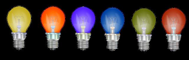 Jakou barvu LED žárovky si vybrat?